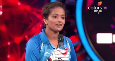 Rakshitha Rai in Bigg Boss Kannada