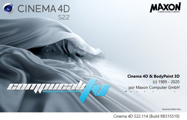 Cinema 4D Studio Full Español