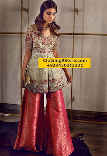 Rozina Munib Luxury Pret 2017-18