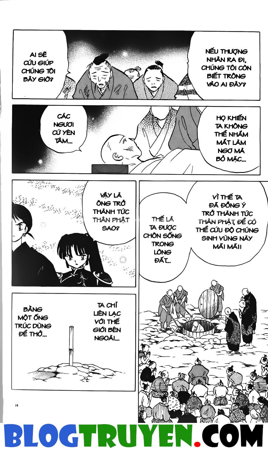 Inuyasha vol 28.1 trang 12