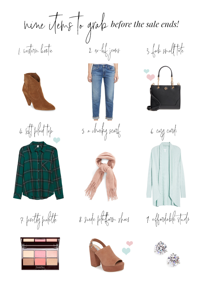 nordstrom anniversary sale in stock items