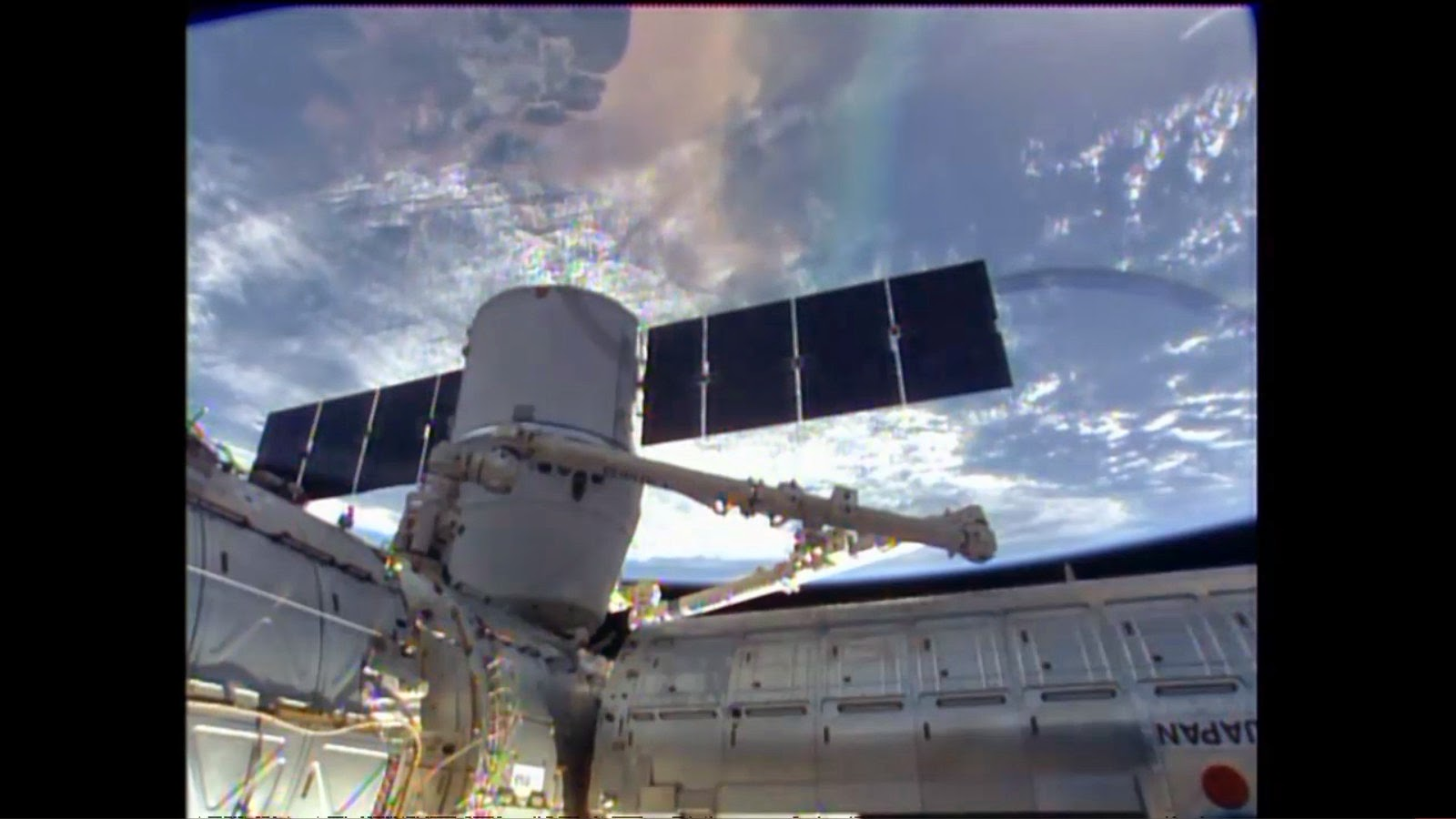 Astronomy and Space News - Astro Watch: Dragon Spacecraft ...