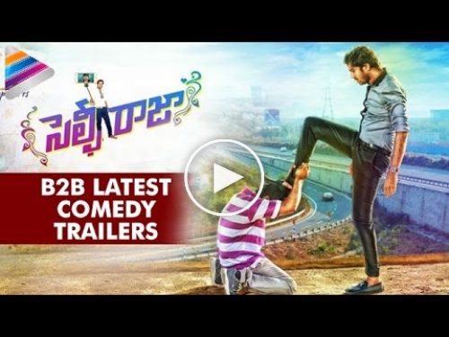 Selfie Raja Movie Comedy Teaser