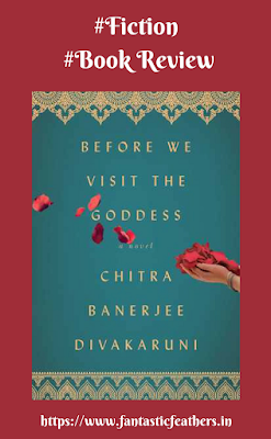 Book Review, Chitra Banerjee