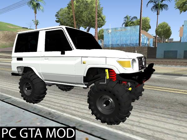 Free Download  Toyota Machito 2013  Mod for GTA San Andreas.