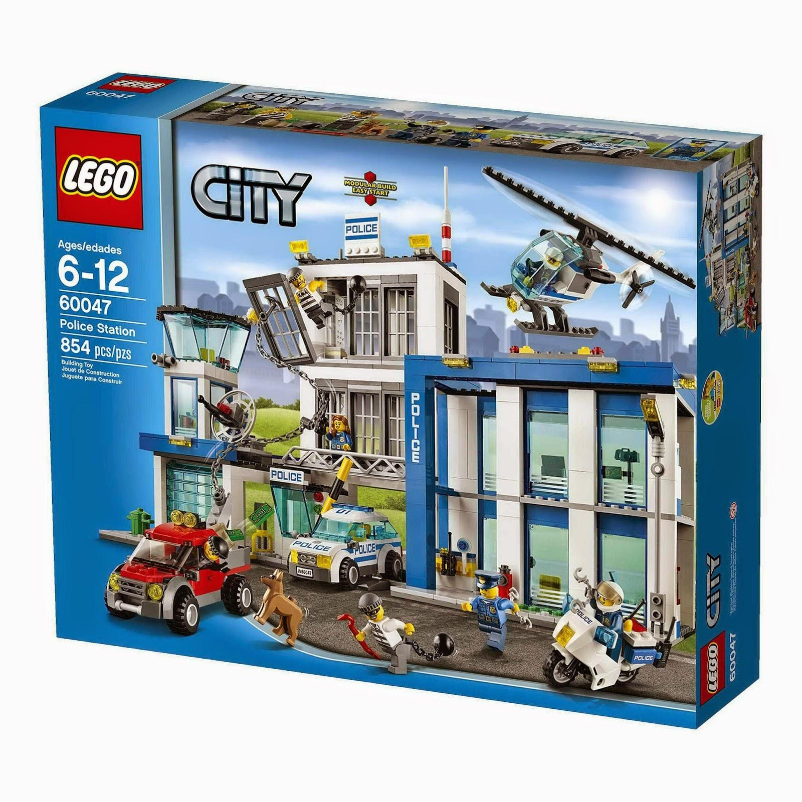 www.onetwobrick.net: set database: LEGO 60047 police station