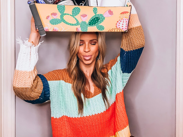 FAB FIT FUN SPRING 2019 BOX