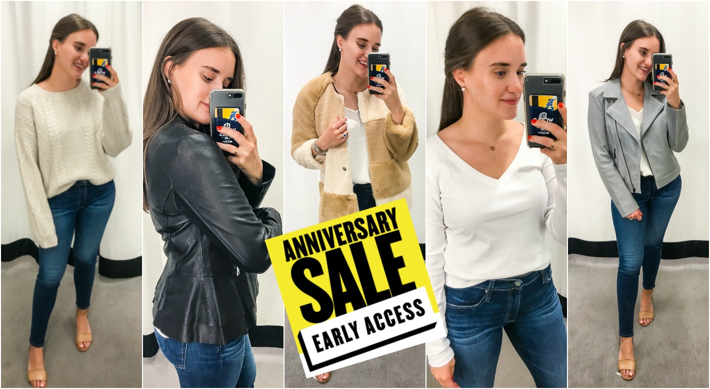 Nordstrom Anniversary Dressing Room Try On Haul: Reviews + Sizing ...