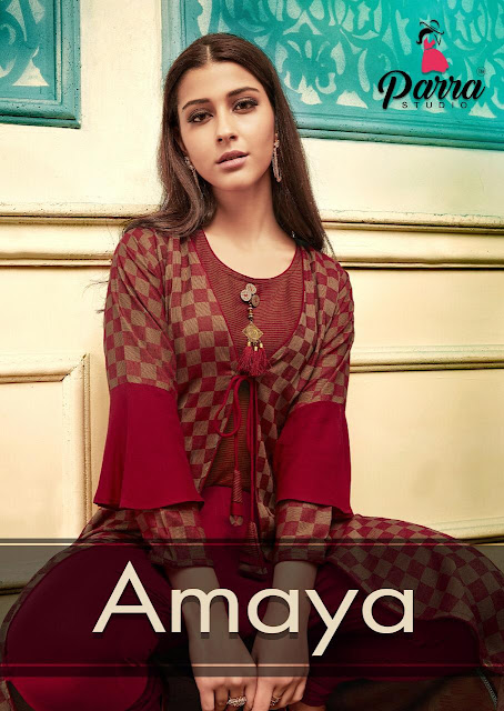Amaya Parra Studio Western Designer Party wear kurtis