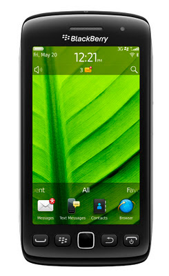 BlackBerry Torch 9860 Monza