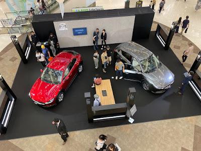新世代クロスオーバーSUV MAZDA CX-30展示イベント