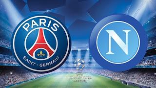 مشاهدة مباراة باريس سان جيرمان ونابولي بث مباشر بتاريخ 24-10-2018 دوري أبطال أوروبا