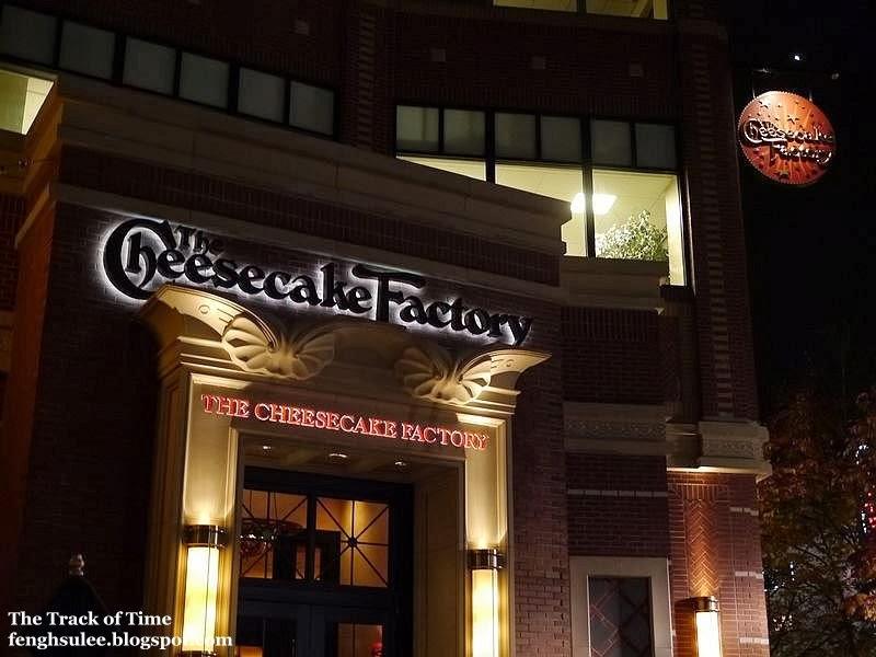 Cheesecake Factory West Palm Beach City Place Menu