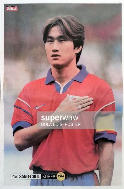 POSTER YOO SANG CHUL (KOREA SELATAN)