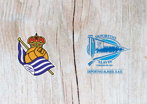 Real Sociedad vs Deportivo Alaves - Highlights 22 December 2018