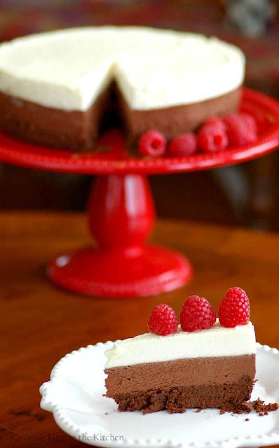 America S Test Kitchen Triple Mousse Cake