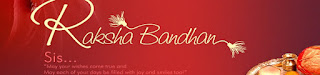 Happy Raksha Bandhan Facebook cover