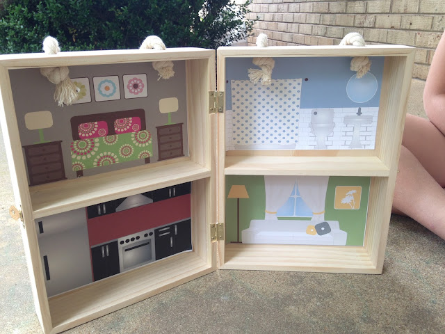 doll house, wood, Silhouette, peg people clothes, Silhouette Studio, free cut file, Silhouette Cameo