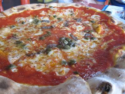 Sole Pomodoro pizza