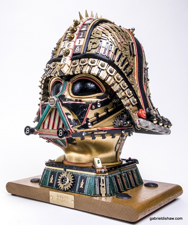 11-Lucky-Darth-Vader-Gabriel Dishaw-Star-Wars-Environmentally-Friendly-Upcycling-and-Recycling-www-designstack-co