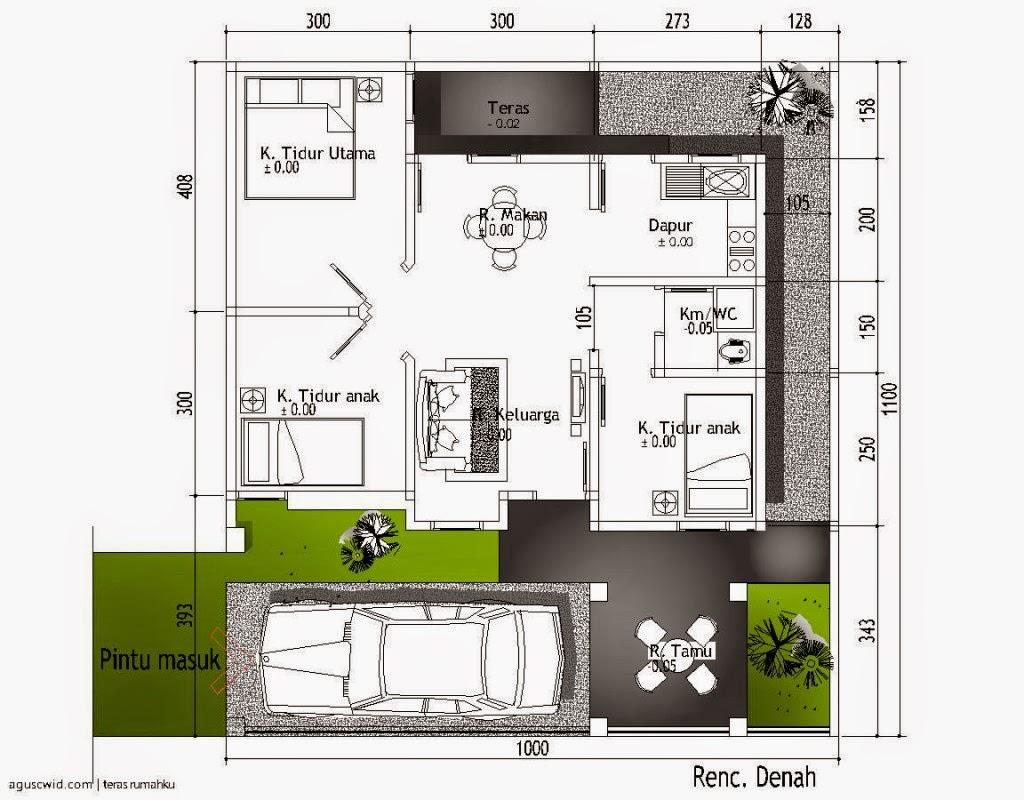 Berbagai Gambar Desain Rumah Kumpulan Model Rumah Minimalis