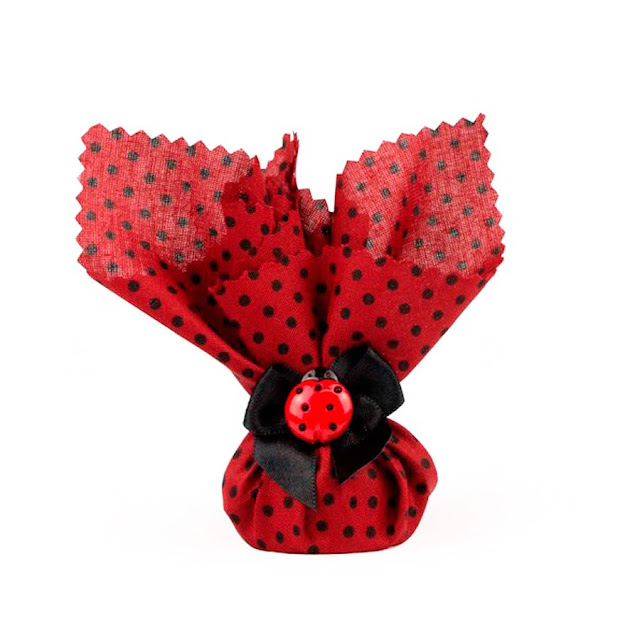 Lembrancinhas Miraculous LadyBug Trouchinha