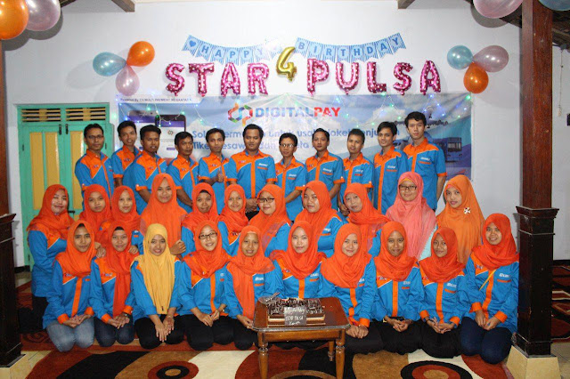 Website Resmi Server Star Pulsa CV. Multi Payment Nusnatara