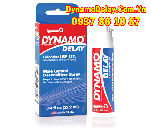 Chai xịt Dynamo Delay