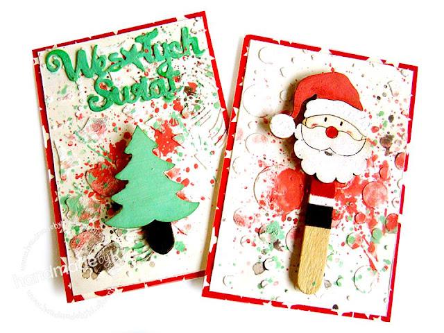 Bileciki do prezentów  i karteczki