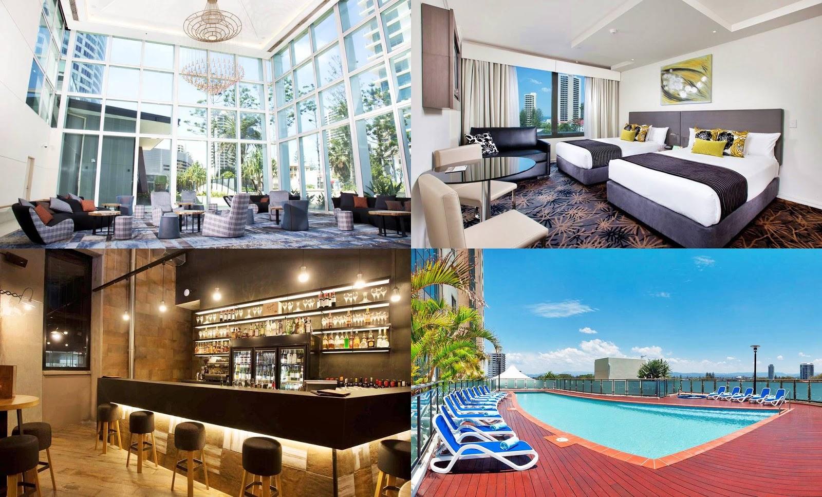 黃金海岸-住宿-推薦-飯店-酒店-旅館-民宿-公寓-水印酒店和水療中心-Watermark-Spa-旅遊-澳洲-Gold-Coast-Hotel-Apartment-Australia