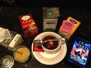 Rainy Day To-Do List: The Chosen and Hot Chai Tea