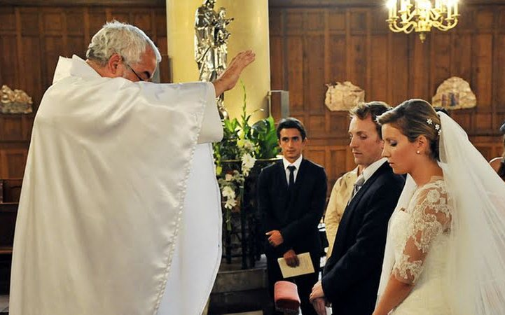 Rito Del Matrimonio Catolico : Lo rc españa la parroquia de asunción móstoles