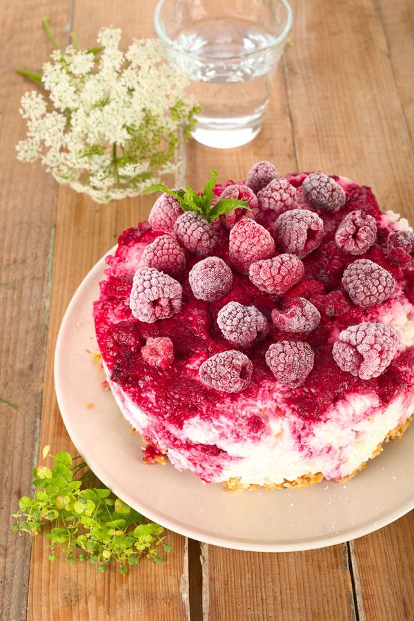 Rezept für Milchreis- Torte. Edyta Guhl.