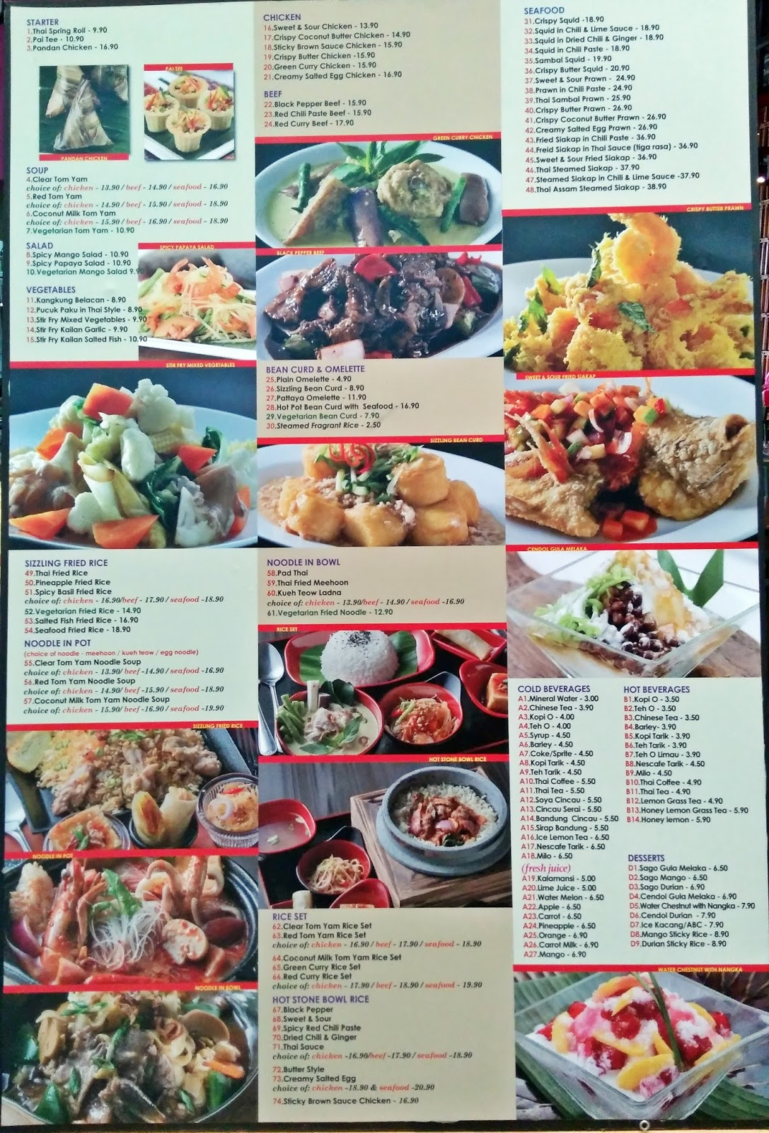 Noi S Thai Kitchen