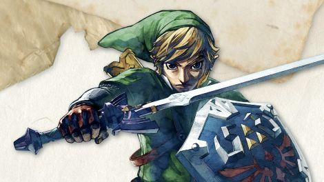 Dark Horse to Publish The Legend of Zelda Encyclopedia.