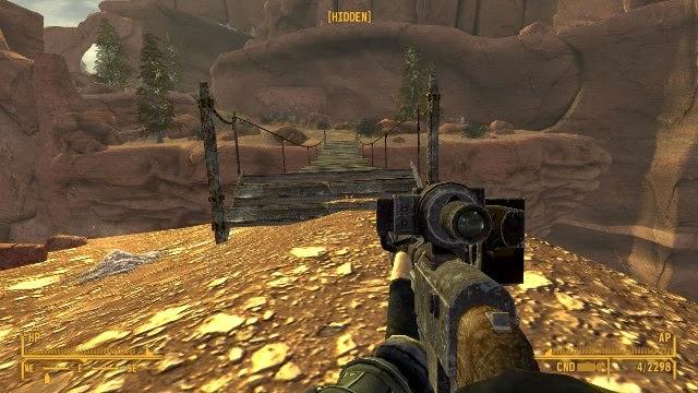 Fallout New Vegas PC Games Screenshots