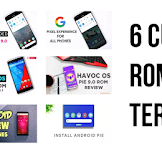 Download Custom ROM Android Terbaik 2019