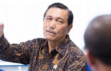 Kuliah Umum di Kampus Pancabudi, Luhut Panjaitan Diteriaki Mahasiswa 'Prabowo, Prabowo'