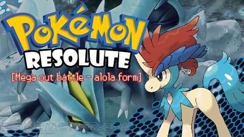 Pokemon Resolute Walkthrough