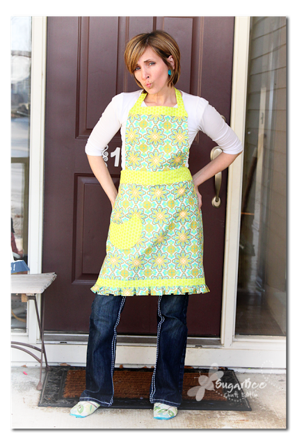 Full Apron Tutorial 2
