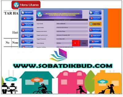 Aplikasi Adminitrasi Sekolah Ujian Nasional-Ujian Sekolah