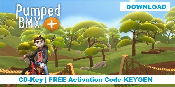Pumped BMX + free steam code