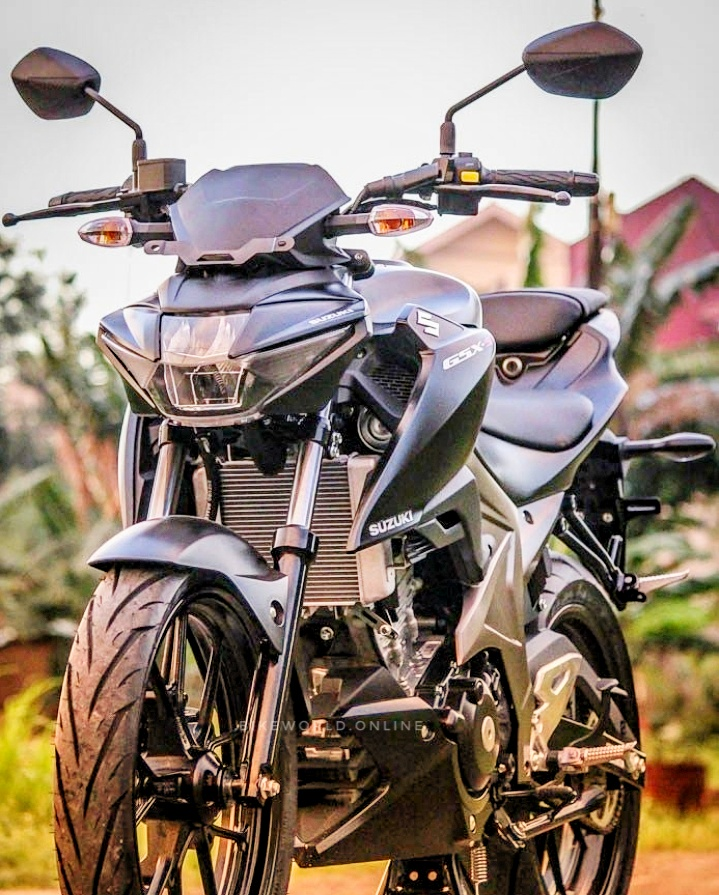 Gixxer 150 2020