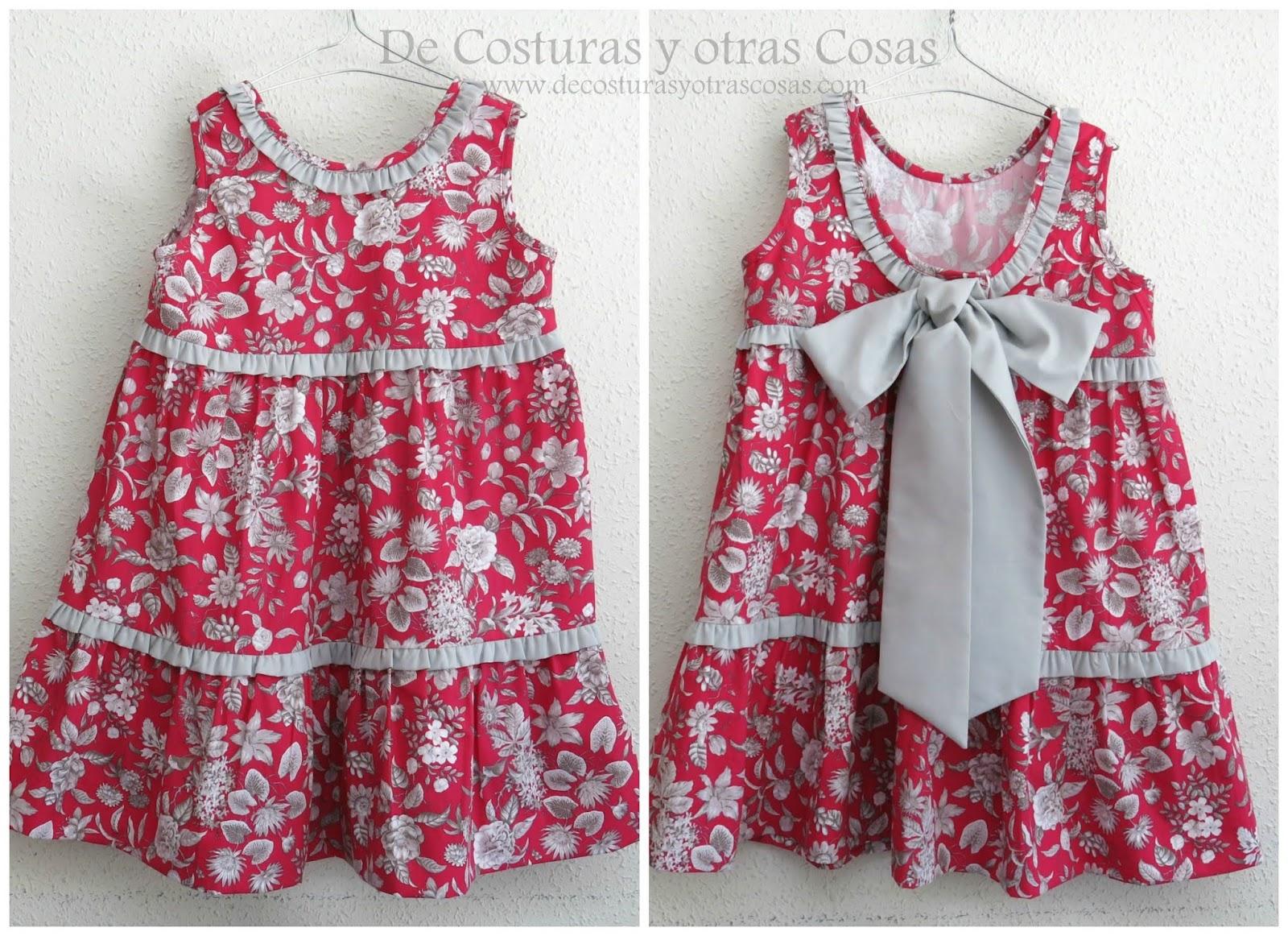Como hacer mas largo un vestido de nina – Vestidos de moda de esta ...