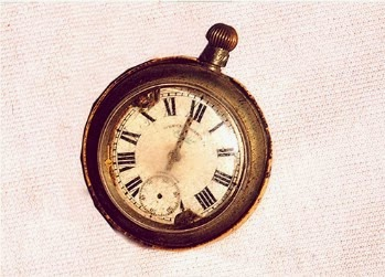 Watch of Bhagat Singh – Bhagat Singh gifted this watch to Jaidev Kapoor, his friend and co-revolutionary
