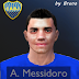 Face de  A. Messidoro Para Pes6,5 e We9 by Breno