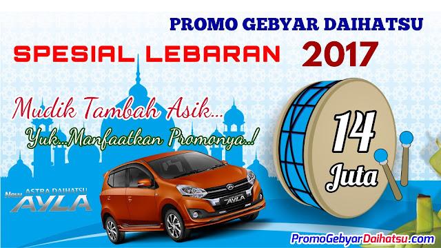 Promo Daihatsu New Ayla Dp Murah Jakarta