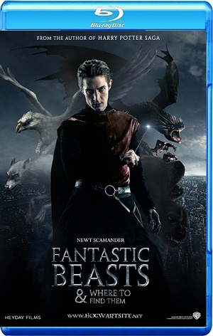 Fantastic Beasts and Where to Find Them 2016 HDRip 720p