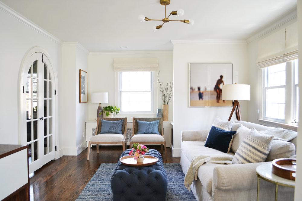 Como decorar un salón alargado