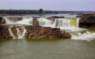 Sahastrkund Waterfalls